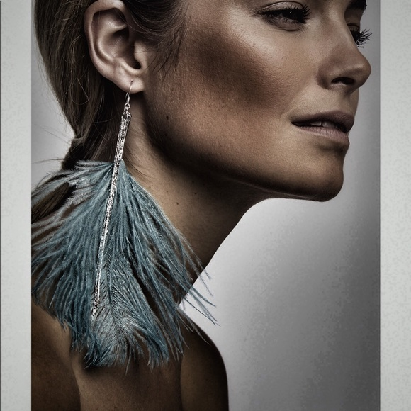 boutique Jewelry - Feather earrings